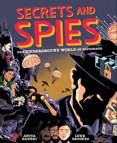 Secrets and Spies (Hardback)