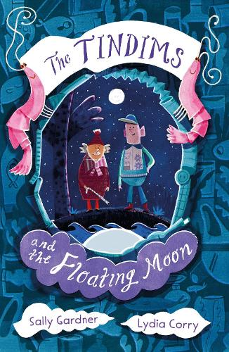The Tindims and the Floating Moon (Paperback)