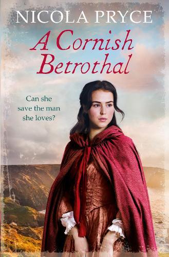 A Cornish Betrothal - Cornish Saga (Paperback)