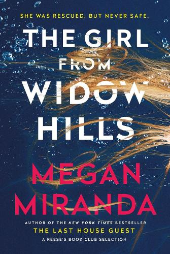 The Girl from Widow Hills (Hardback)