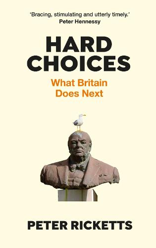 Hard Choices: What Britain Does Next (Hardback)