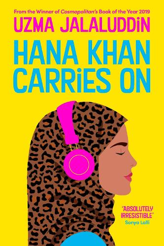 Hana Khan Carries On (Paperback)