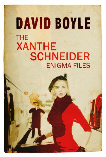 The Xanthe Schneider Enigma Files (Paperback)