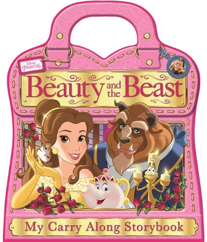 Disney Princess: Beauty and the Beast - Carry-Along Story