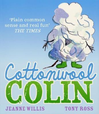 Cottonwool Colin (Paperback)