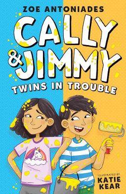 Cally and Jimmy: Twins in Trouble - Cally and Jimmy (Paperback)