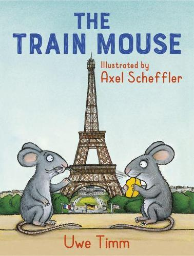 The Train Mouse (Paperback)