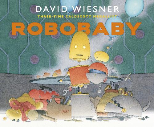 Robobaby (Hardback)