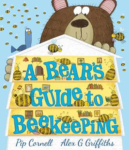 A Bear's Guide to Beekeeping (Hardback)