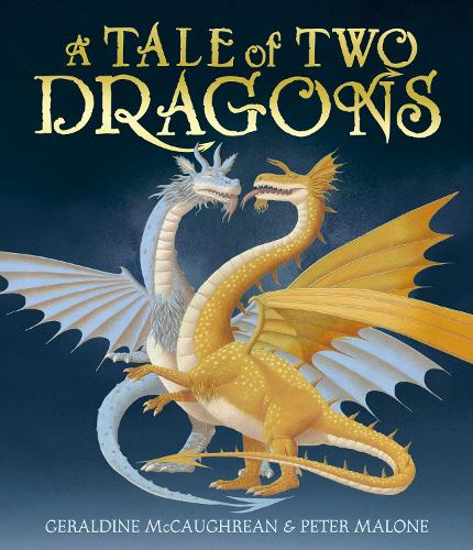 A Tale of Two Dragons (Hardback)