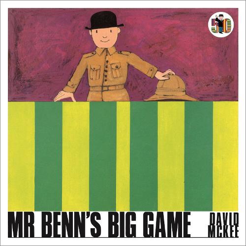 Mr Benn's Big Game - Mr Benn (Paperback)