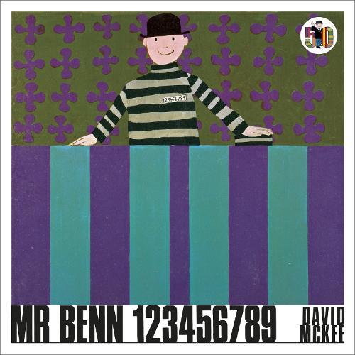Mr Benn 123456789 - Mr Benn (Paperback)