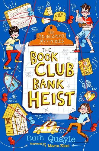 The Muddlemoor Mysteries: The Book Club Bank Heist - Muddlemoor Mysteries (Paperback)