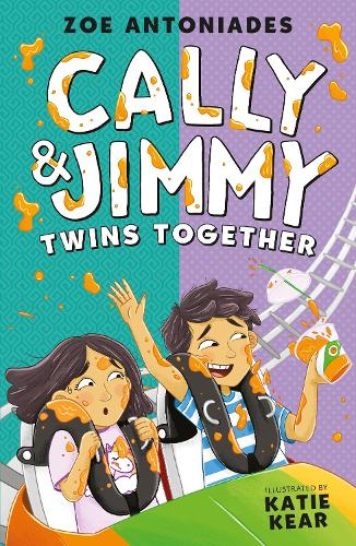 Cally and Jimmy: Twins Together - Cally and Jimmy (Paperback)