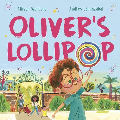 Oliver's Lollipop (Paperback)