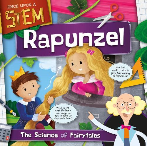 Rapunzel - Once Upon a STEM (Hardback)