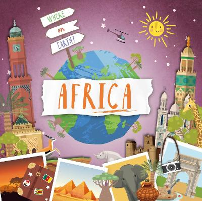 Africa - Where on Earth? (Paperback)