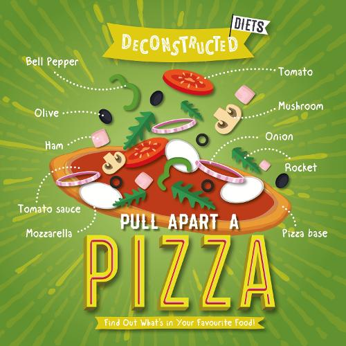 Pull Apart a Pizza - Deconstructed Diets (Hardback)