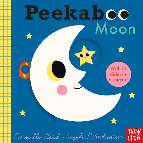 Peekaboo Moon (Board book)