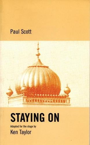 Staying on (Paperback)
