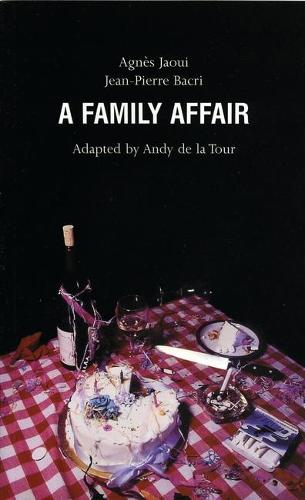 A Family Affair - MODERN PLAYWRIGHTS (Paperback)
