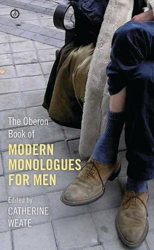 The Oberon Book of Modern Monologues for Men (Paperback)
