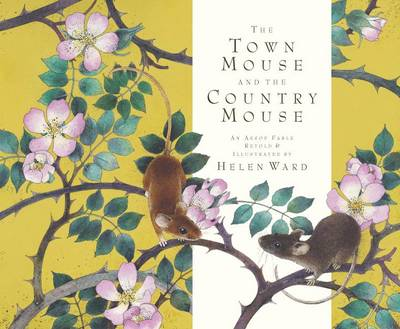 The Town Mouse and the Country Mouse (Hardback)
