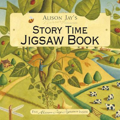 Story Time Jigsaw Book (Hardback)