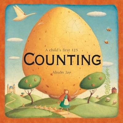Counting: A Child's First 123 (Paperback)