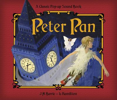 Peter Pan Sound Book (Hardback)