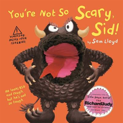 You're Not So Scary, Sid! (Hardback)