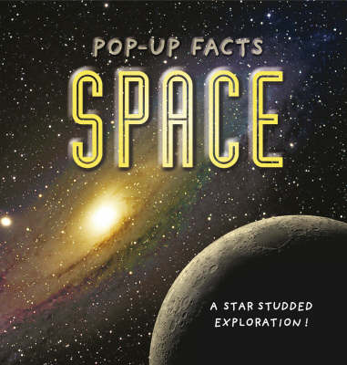 Pop-up Facts: Space (Hardback)