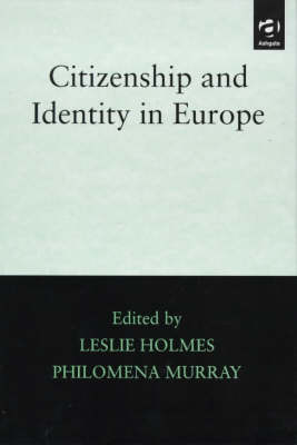 Citizenship and Identity in Europe (Hardback)