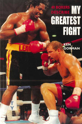 My Greatest Fight (Paperback)