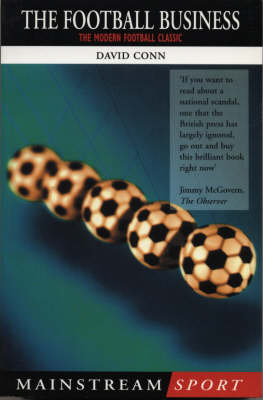 The Football Business: Fair Game in the '90s? (Paperback)