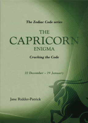 The Capricorn Enigma: Cracking the Code (Paperback)
