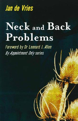 Neck and Back Problems (Paperback)