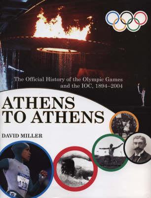 Athens to Athens (Hardback)