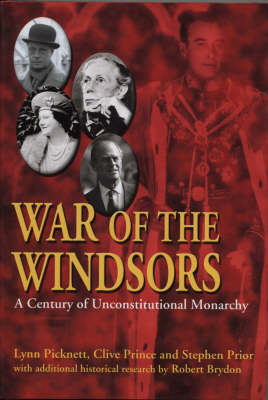 War Of The Windsors (Hardback)