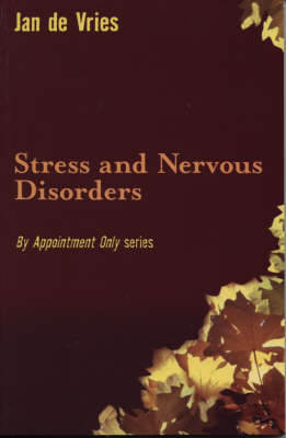 Stress and Nervous Disorders (Paperback)