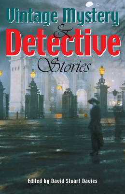 Vintage Mystery and Detective Stories - Special Editions (Paperback)