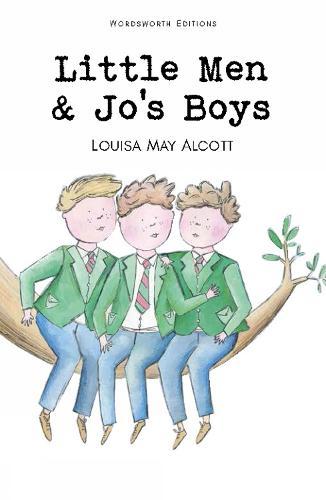 Little Men & Jo's Boys - Wordsworth Children's Classics (Paperback)