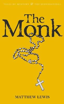 The Monk - Tales of Mystery & The Supernatural (Paperback)