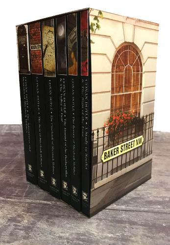 The Complete Sherlock Holmes Collection - Wordsworth Box Sets