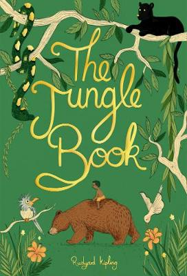 The Jungle Book - Wordsworth Collector's Editions (Hardback)