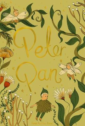 Peter Pan - Wordsworth Collector's Editions (Hardback)
