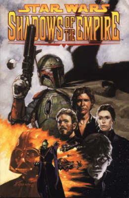 Star Wars: Shadows of the Empire - Star Wars (Paperback)