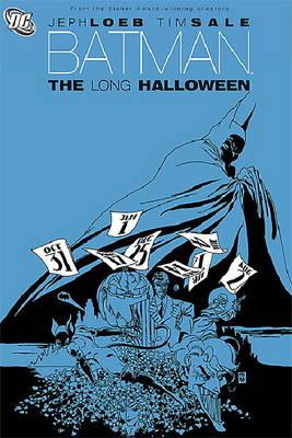 Batman: Long Halloween - Batman (Paperback)