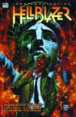 Hellblazer: Damnation's Flame - Hellblazer S. (Paperback)