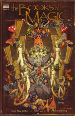 The Books of Magic: Girl in the Box (Paperback)